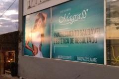 Adesivo para Vidro para o cliente Magrass