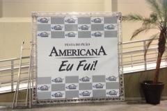 Lona Backdrop produzida para o cliente Festa do Peão de Americana